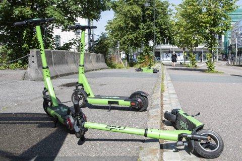 Stadig flere må til legevakten grunnet skade fra løpehjul-ulykker.