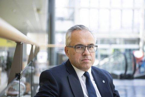 Ordfører Tom Georg Indrevik ser svært alvorlig på rapporten fra KOFA.