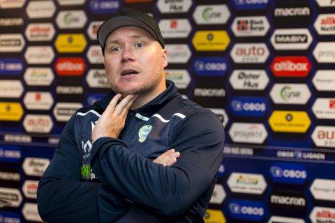 Steffen Landro er løst fra kontrakten i Sandnes Ulf.