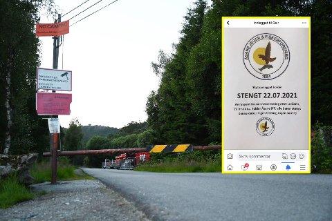Flere andre skytterlag i Bergen har også besluttet å holde stengt på 22. juli.