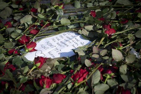 «Aldri tie. Aldri glemme.» Torsdag markerte ti år siden terrorangrepet sommeren 2011.