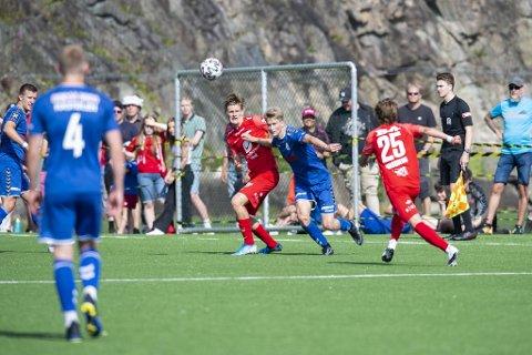 Brann slo Bjarg 5-0 i 1. runde av NM.