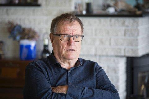 Smittevernoverlege Egil Bovim mener de har grei kontroll på smitten i Bergen, selv om den har økt noe den siste tiden.