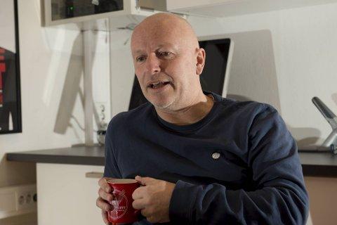 2020 var et frustrerende år for daglig leder i Bergen Live, Frank Nes.