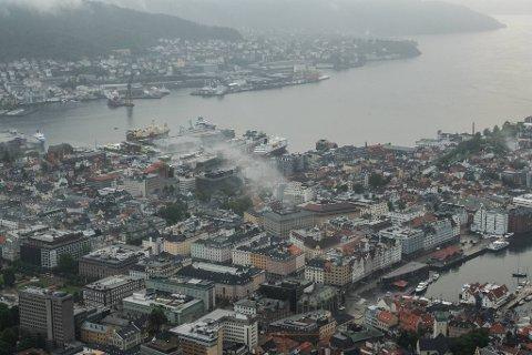 Vi er alle enige om at Bergen er Norges vakreste by. Men byen er mer enn bare Sandviken.
