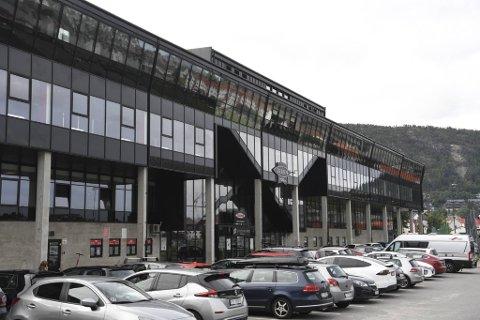 Brann Stadion.