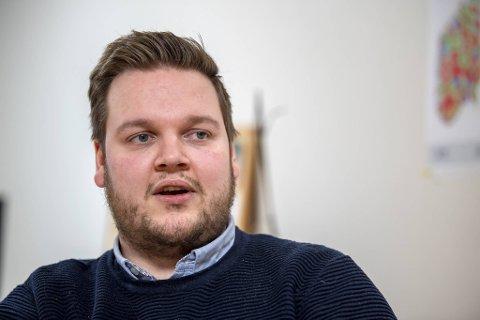Fjeldstad ble ordfører på øyen i 2019. I sin tid i stillingen har han ikke måttet takle liknende situasjoner.