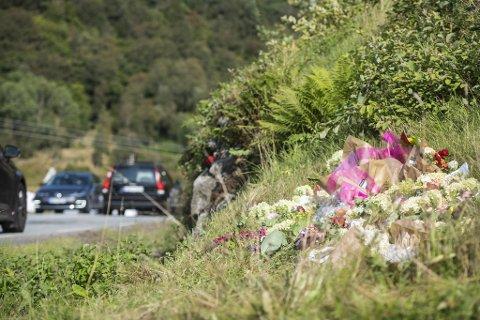 Lena Maria Aase (18) ble erklært død på stedet.
