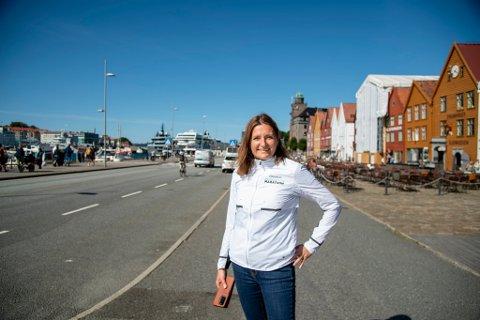 Janne Jensen er sjef for BCM. I år blir det Norges største løp, siden Oslo Maraton har begrenset startfelt.