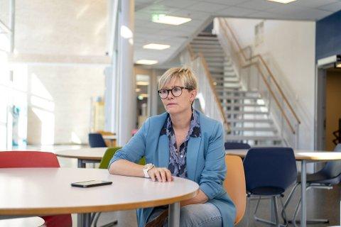Rektor ved Sædalen skole, Birgitte Leirhol, skjønner at kommunen gjør endringer.