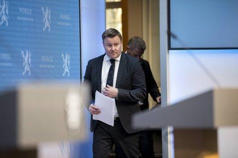 Assisterende direktør i Helsedirektoratet, Espen Nakstad.