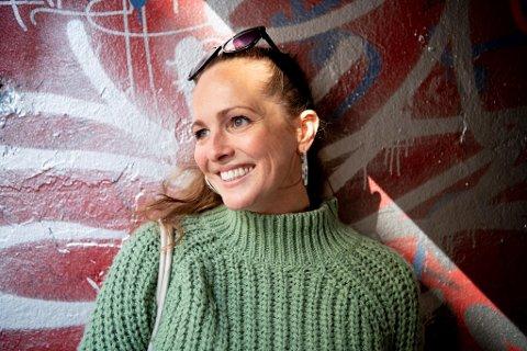 – Jeg har fått med meg musikere fra Voksne Herrers Orkester, sier Heidi Lambach.