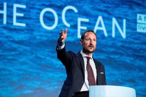De fremste miljøene for hav-relatert industriutvikling, teknologiutvikling og forskning møttes under årets havkonferanse i Grieghallen. Kronprins Haakon Magnus åpnet konferansen.