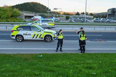 Politiet har dannet seg inntrykk av hendelsesforløpet.