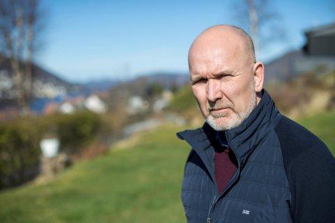 Kommunaldirektør Tommy Johansen er bekymret for trusler og sjikane gjør ansatte utrygge før de skal returnere til Nav-kontorene.