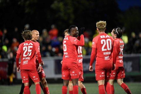 Vajebah Sakor scoret i debuten,.