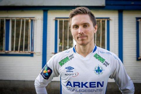 Steffen Egesunds scoringer har vært med på å gi Bergen Nord en perfekt start på sesongen i 4. divisjon.