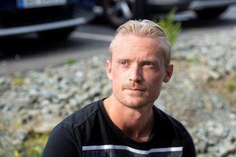 Geir André Herrem fant endelig veien til nettmaskene igjen for Åsane.