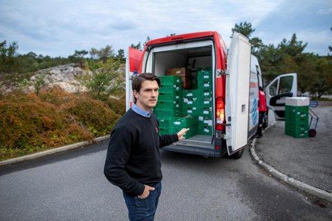 Optimismen er stor hos Fredrik Engen nå som Norge er gjenåpnet og selskapet hans har fått millioner i investorkapital.
