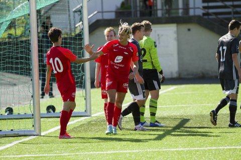 Brann-spiss Elias Heggland Myrlid (19) har startet sesongen med ti scoringer, men søndag ble det tap mot Lyn.