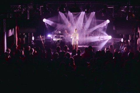 Vill Vill Vest og festival tre dager til ende. Her fra Sigrids konsert tilbake i 2016. Da var salen fylt til randen med bransjefolk.