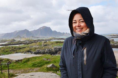 Brita Erlandsen. (Arkivfoto: Fredrik Sørensen)