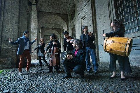 Tango: Ensemblet Tango Spleen Trio spiller i Utstein kloster lørdag 9. november.