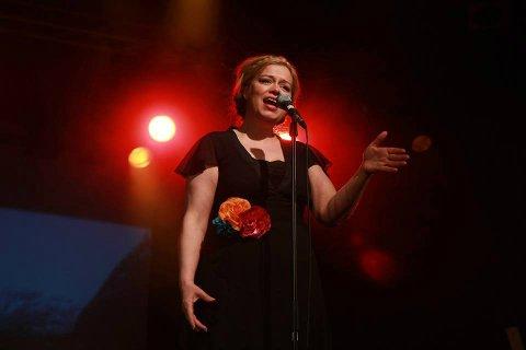 Godt forberedt: Anne Margrethe Vikeså har jobbet lenge og godt før konserten på Utstein lørdag.