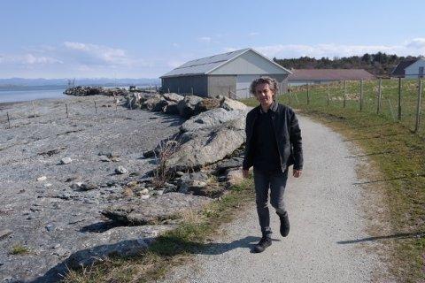 – Her på Tungenes får folk oppleve både natur og kultur, sier kultursjef Anders Jaarvik.