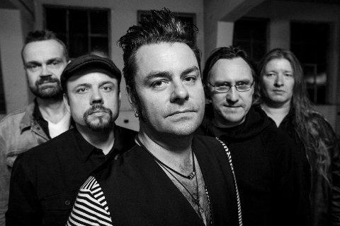 INGENTING: Bandet har tidligere takket nei både til Allsang på grensen og MGP, men de vil spille på Landsbyfesten i Randaberg.   Pressefoto