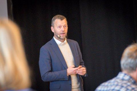 Best sammen: Ordfører Jarle Bø mener regionen vil fungere best med samarbeid på tvers av kommuner.