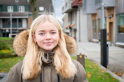 Tar steg: Ella Larsen Rygg fra Randaberg har signert for Klepp, og skal spille for akademilaget til neste år.