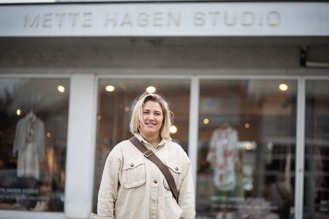 Mette Hagen AS flyttet til Sola for fem år siden.