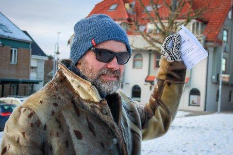 Frustrert: Jan Roar Førre reagerer på at høye strømpriser vedvarer.