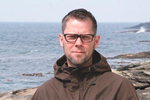 Naturvern: Kjetil Nilsen er med i Naturvernforbundets oppdrettsutvalg. Her uttaler han seg på vegne av Norsk Jeger- og fiskerforbund, Norsk Ornitologisk Forening og Naturvernforbundet, som har levert en felles høringsuttalelse mot havbruksanlegg ved Alstein utenfor Tungenes.