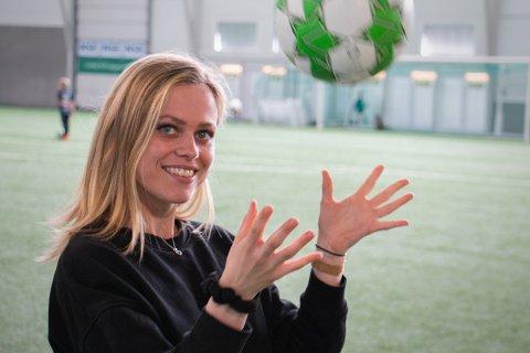 GENERELT BEDRE HELSE: Ved å gjennomføre sommeraktivitetene i Randaberg Arena, håper Folkehallene IKS at de kan bedre den generelle helsen til norsk ungdom.