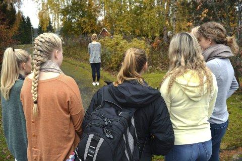 Fellesskapet og individet: Her er elever på ST ved Rosthaug videregående skole.  Illustrasjonsfoto