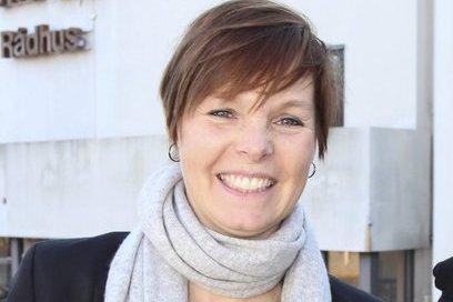 Bosetting: Rådmann Trude Andereassen.