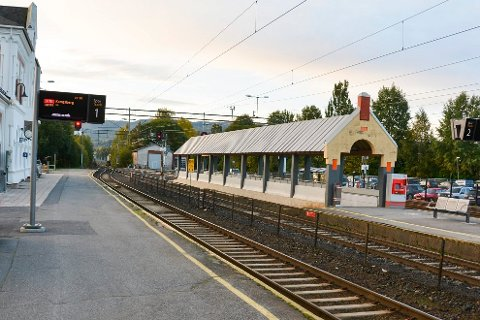 FORSINKET: Mer enn hvert tiende tog var etter skjema i fjor.