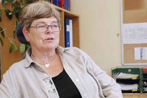 I POLITIKKEN: Marit Lesteberg blir lokalpolitiker.