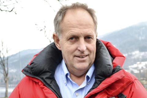 NYE SJANSER: Dersom forhandlingene fører fram blir Olav Skinnes trolig fylkesvaraordfører.