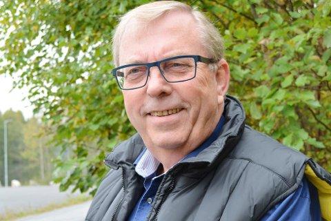 Bård Sverre Fossen, Sigdal Høyre