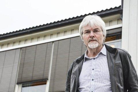 Aktiv: Runolv Stegane varsler et aktivt Venstre.        Arkivfoto
