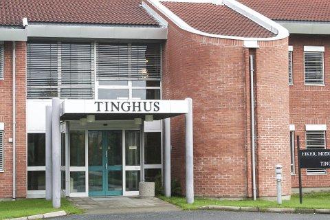Dømt: En mann fra Øvre Eiker ble dømt for seksuell omgang med en jente på 15 år i Eiker og Kongsberg tingrett.
