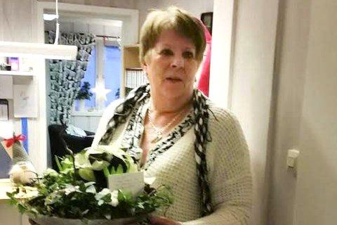 Ulla-Brit Jønsberg.