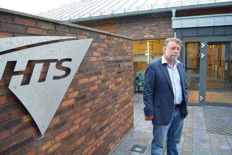 TRIST: Hans Kristian Torgersen synes det er trist at HTS ikke lenger kan fortsette sin produksjon som før.