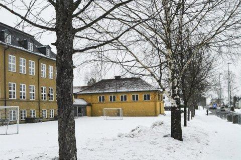 SKAL PASSE PÅ: Turgåere i nabolaget til Stalsberg skole blir oppfordret om å går tur eller lufte hunden ved skolestart- og slutt. FOTO: BOEL KRISTIN STØVERN