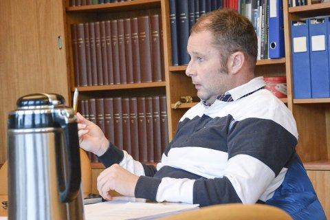Frykter klagestorm: Høyres Per Kristensen mener kommunen må ha inn fagfolk når hus og hytter skal takseres i forbindelse med eiendomsskatten.