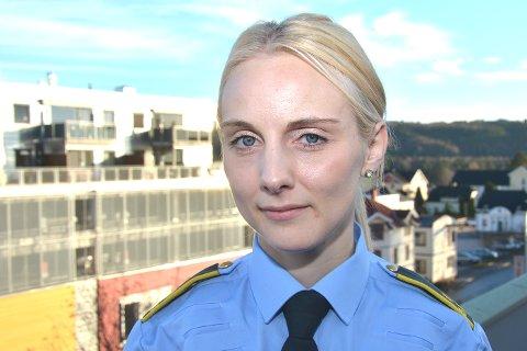JURIST: Politifullmektig Elise Holmeide er politiets jurist på saken.