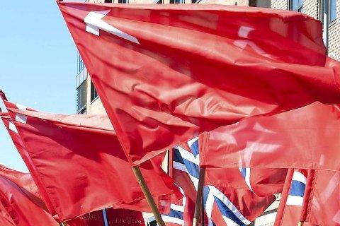 SIER JA? Formannskapet avgjør om Modum kommune skal bruke mange tusen kroner på å sponse 1. maifeiringen i kommunen.
